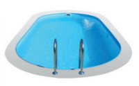 ГК Бригантина - иконка «бассейн» в Абрау-Дюрсо