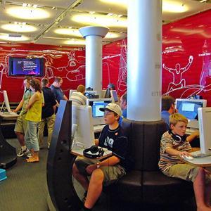 Интернет-кафе Абрау-Дюрсо