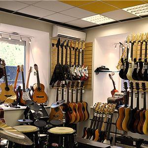 Музыкальные магазины Абрау-Дюрсо